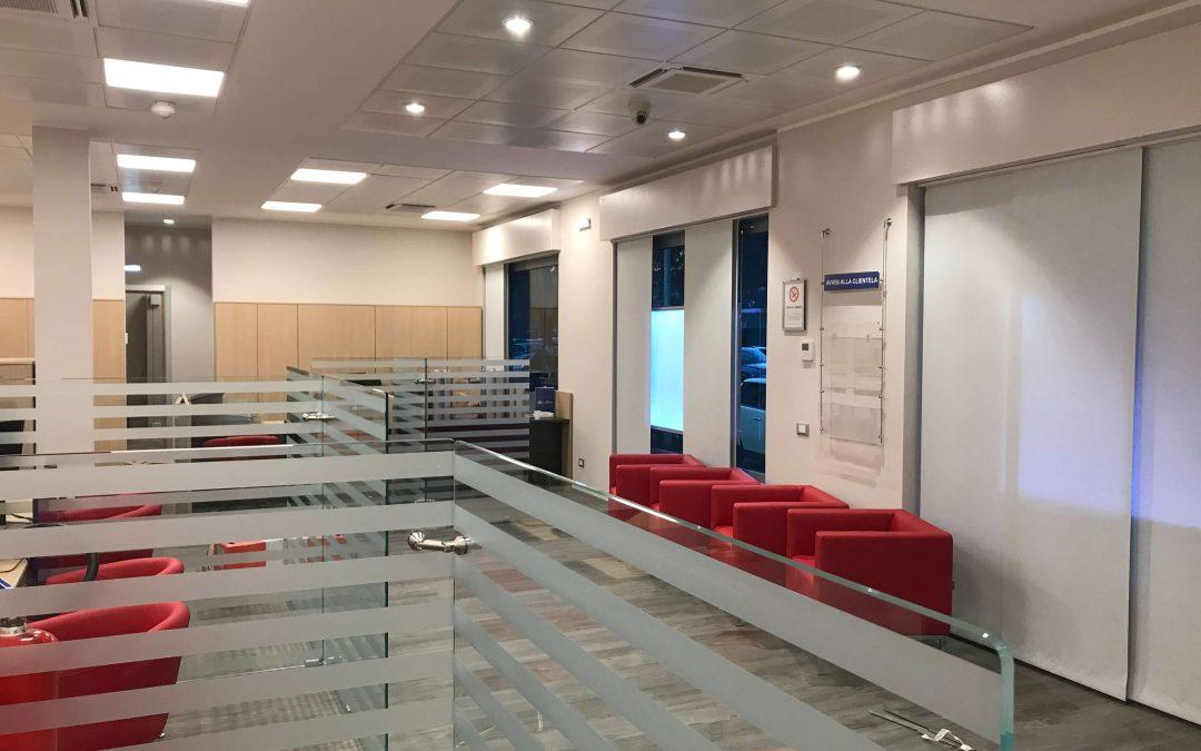 Progetto agezia Bancaria UBI Banca
